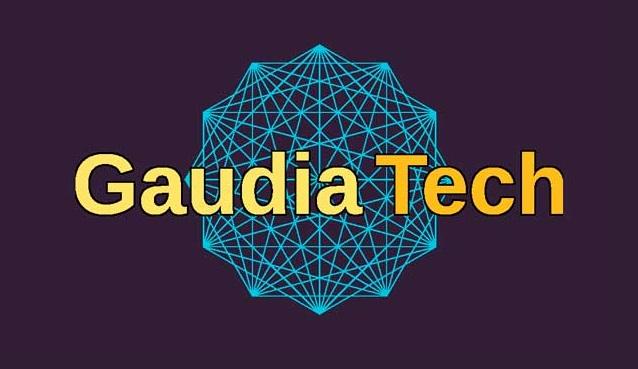 Logo Gaudia Tech rectangle